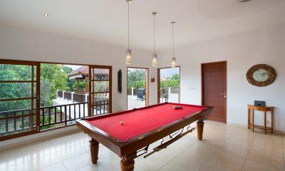 Villa Puri Temple Billiard Table   Canggu, Bali