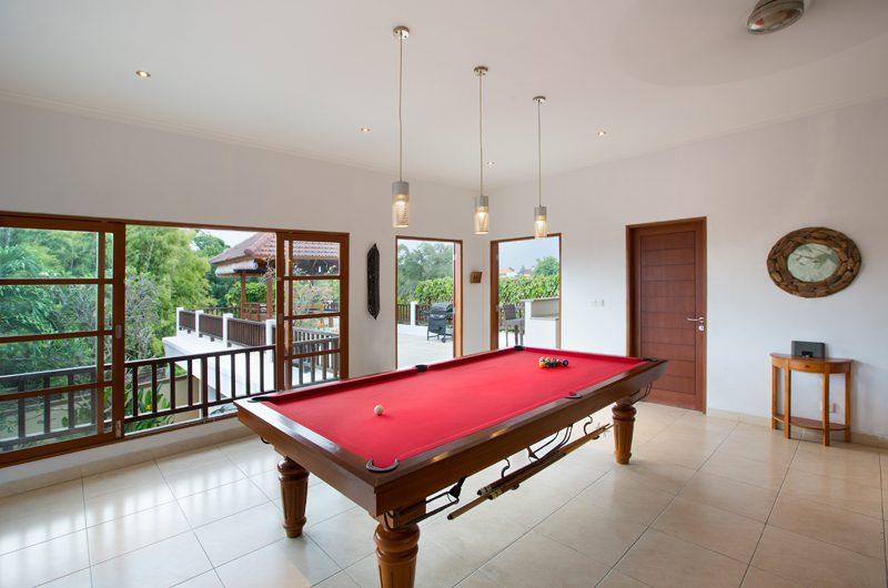 Villa Puri Temple Billiard Table | Canggu, Bali