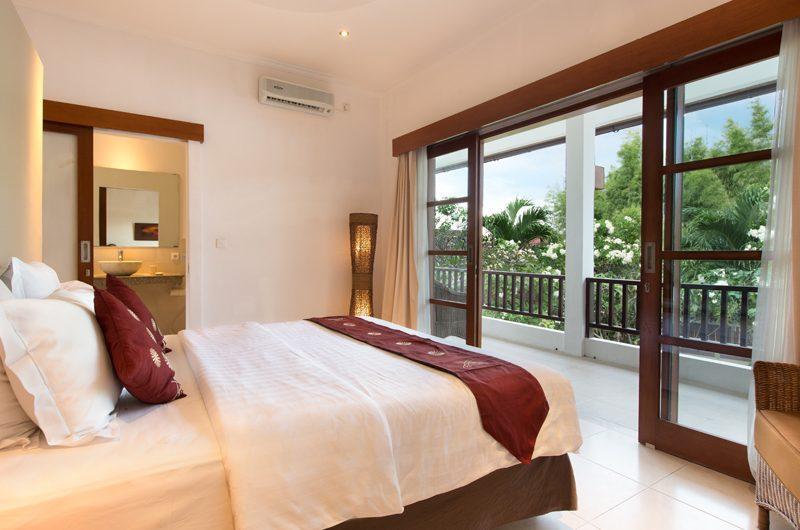 Villa Puri Temple Bedroom and Balcony | Canggu, Bali