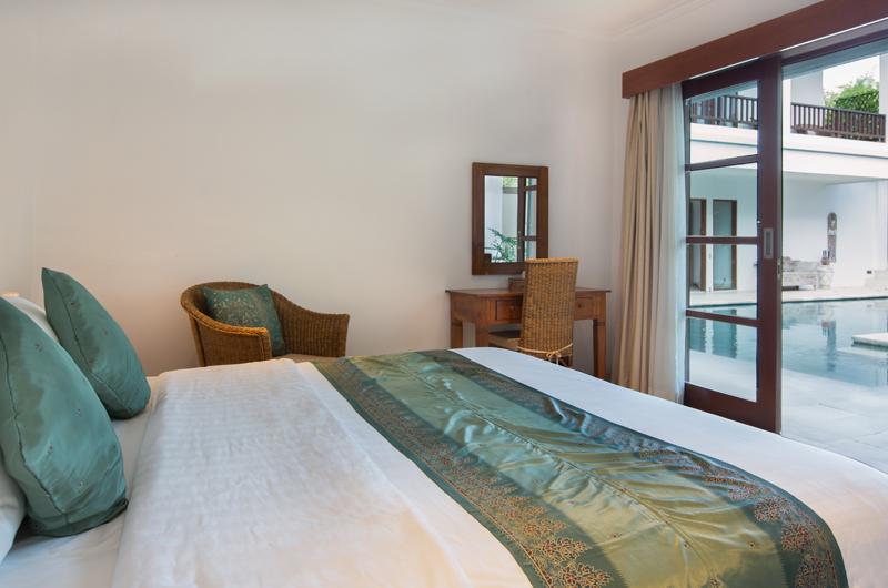 Villa Puri Temple Bedroom with Pool View | Canggu, Bali