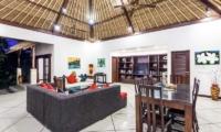 Villa Rama Living And Dining Pavilion | Seminyak, Bali