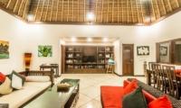 Villa Rama Living Room | Seminyak, Bali