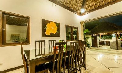 Villa Rama Dining Room | Seminyak, Bali
