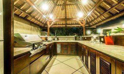 Villa Rama Kitchen | Seminyak, Bali