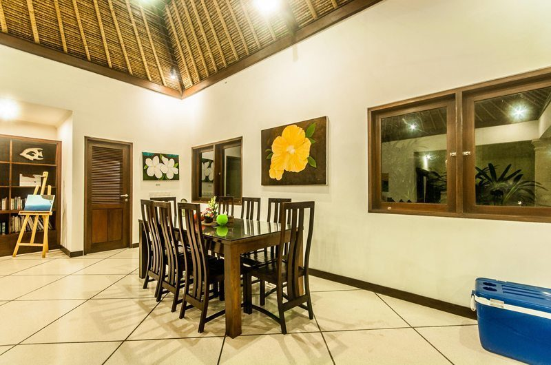 Villa Rama Dining Area | Seminyak, Bali