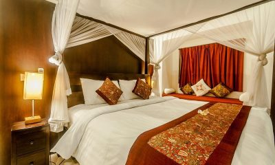 Villa Rama Bedroom | Seminyak, Bali