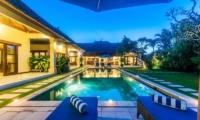 Villa Santai Swimming Pool | Seminyak, Bali