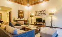 Villa Santai Living Area | Seminyak, Bali