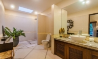 Villa Santai Bathroom One | Seminyak, Bali