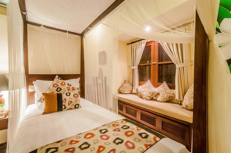 Villa Santai Guest Bedroom | Seminyak, Bali