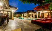 Villa Santi Sun Beds | Seminyak, Bali