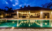 Villa Santi Swimming Pool | Seminyak, Bali
