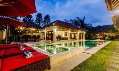 Villa Santi Pool Side | Seminyak, Bali