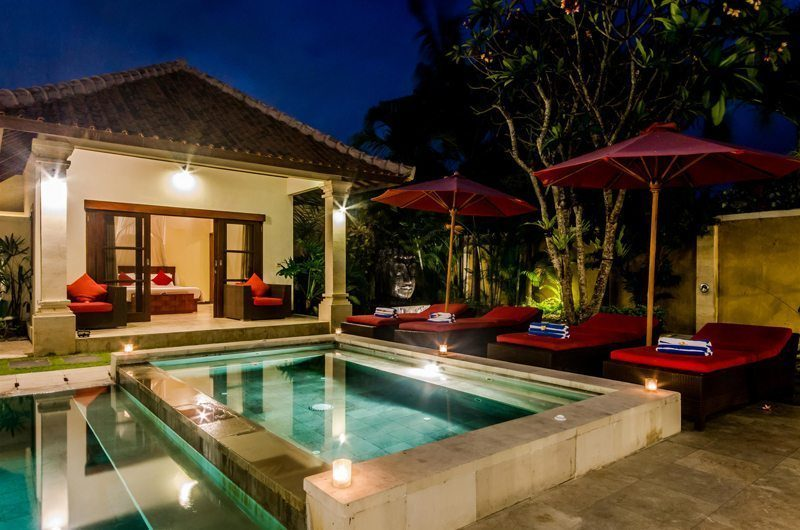 Villa Santi Sun Deck | Seminyak, Bali