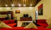 Villa Santi Living Area | Seminyak, Bali