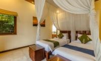 Villa Santi Twin Room | Seminyak, Bali