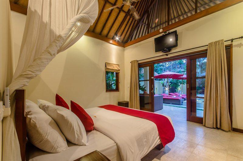 Villa Santi Bedroom | Seminyak, Bali