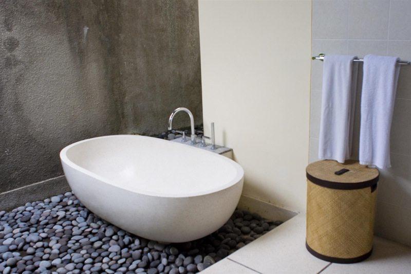 Villa Saphir Bathroom | Seminyak, Bali