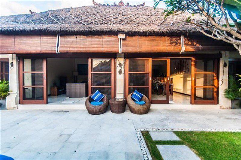 Villa Saphir Outdoor View | Seminyak, Bali