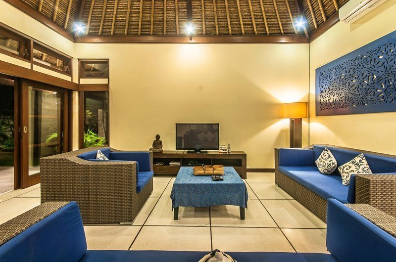 Villa Saphir Living Pavilion | Seminyak, Bali