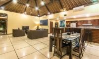 Villa Saphir Living And Dining Room | Seminyak, Bali