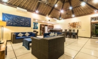 Villa Saphir Living Room | Seminyak, Bali
