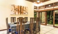 Villa Saphir Dining Room | Seminyak, Bali