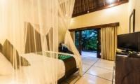 Villa Saphir Bedroom View | Seminyak, Bali