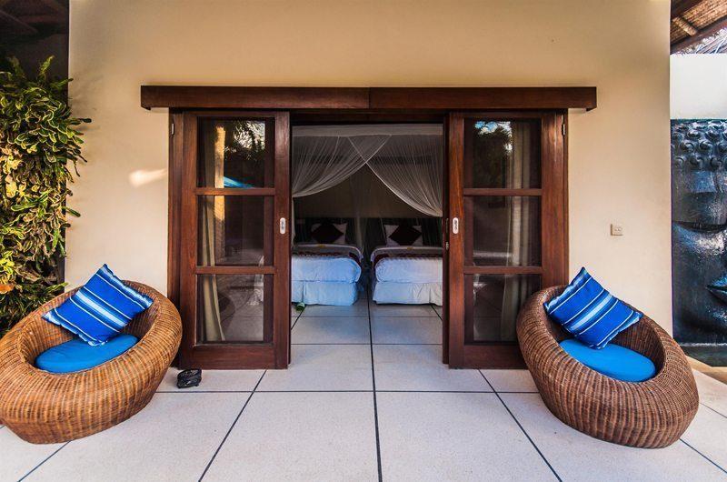 Villa Saphir Twin Bedroom | Seminyak, Bali