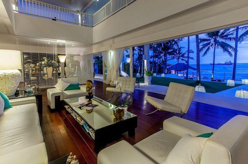 Villa Stella Living Area | Candidasa, Bali