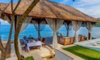 Villa Stella Outdoor Dining | Candidasa, Bali