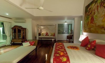 Villa Stella Bedroom | Candidasa, Bali