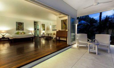 Villa Stella Bedroom View | Candidasa, Bali