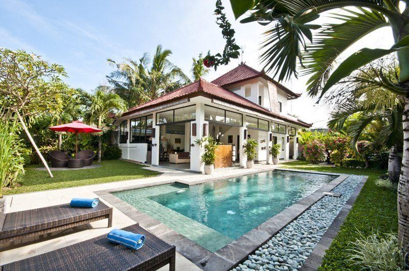 Villa Surga Reclining Sun Loungers   Seminyak, Bali