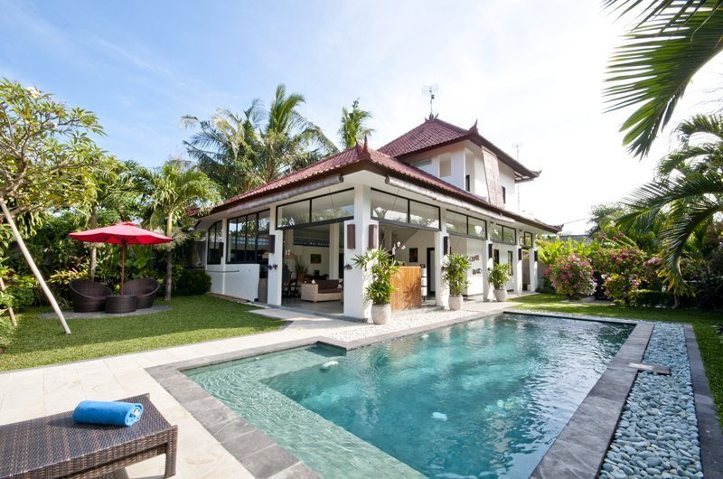 Villa Surga Swimming Pool   Seminyak, Bali