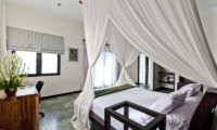 Villa Surga Bedroom with Study Table   Seminyak, Bali