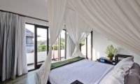 Villa Surga Bedroom and Balcony   Seminyak, Bali