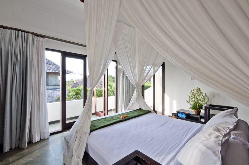 Villa Surga Bedroom and Balcony | Seminyak, Bali