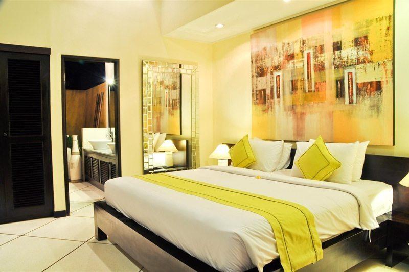 Villa Tresna Bedroom | Seminyak, Bali