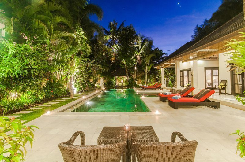 Villa Tresna Sun Beds | Seminyak, Bali