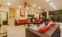 Villa Tresna Living And Dining Pavilion | Seminyak, Bali