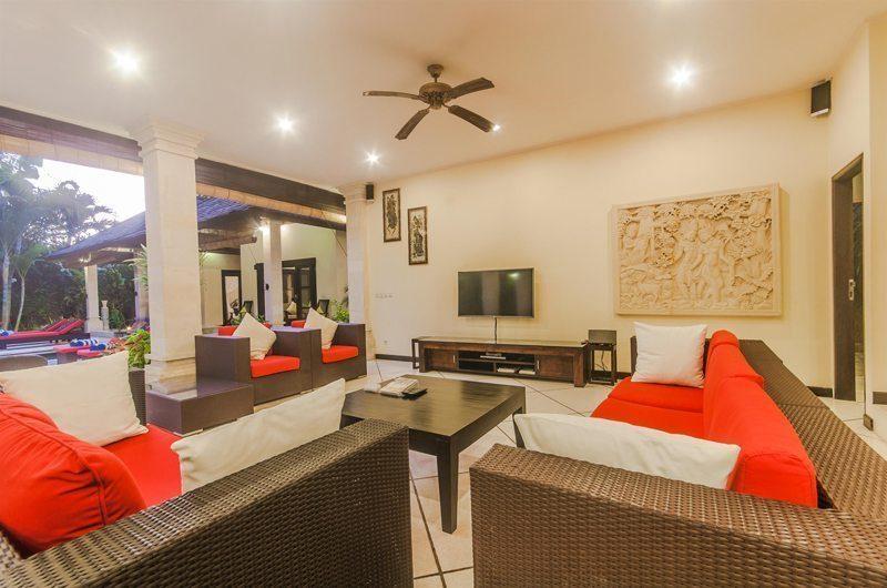 Villa Tresna Living Pavilion | Seminyak, Bali