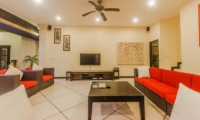 Villa Tresna Living Area | Seminyak, Bali