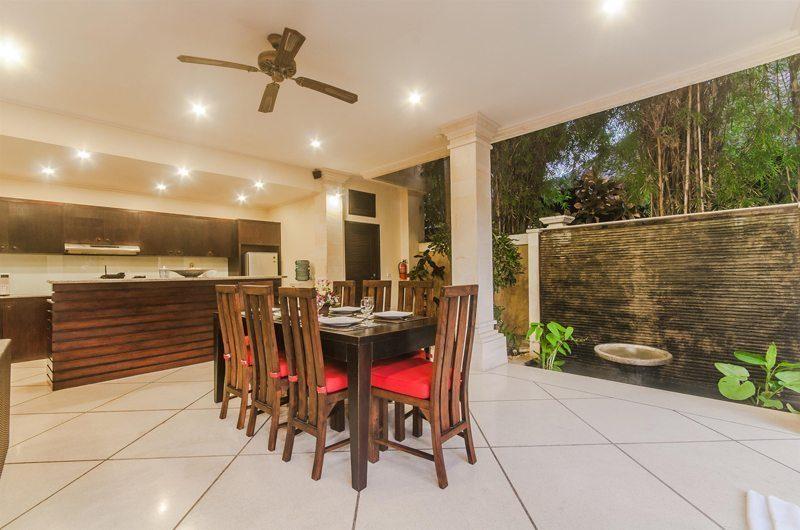 Villa Tresna Dining Area | Seminyak, Bali