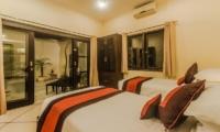 Villa Tresna Twin Bedroom | Seminyak, Bali