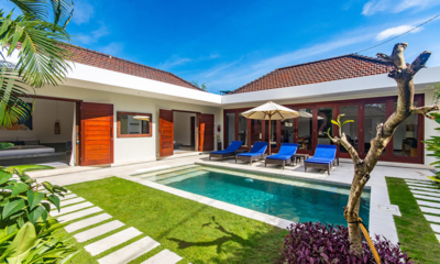 Villa Umah Kupu Kupu Pool Area | Seminyak, Bali