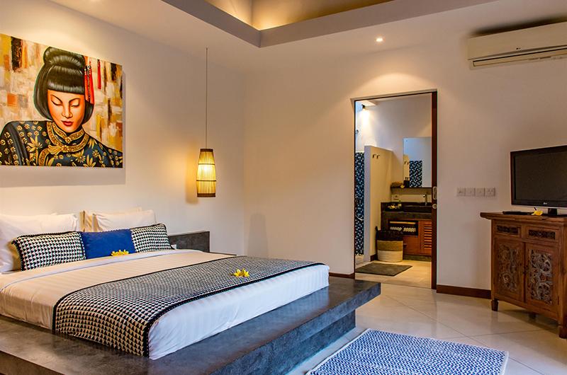 Villa Umah Kupu Kupu Bedroom Two Area | Seminyak, Bali
