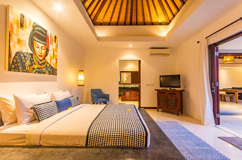 Villa Umah Kupu Kupu Bedroom with TV | Seminyak, Bali