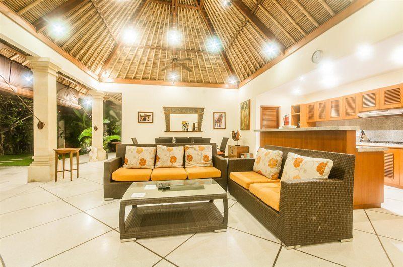 Villa Vara Open Plan Living Pavilion | Seminyak, Bali