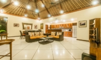 Villa Vara Living And Dining Area | Seminyak, Bali